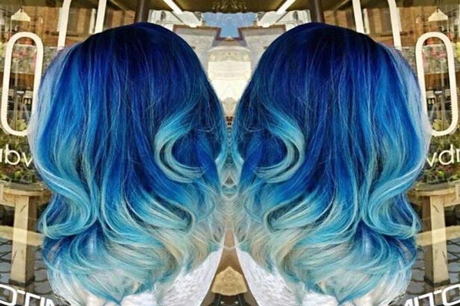 Mavi Ombre 1