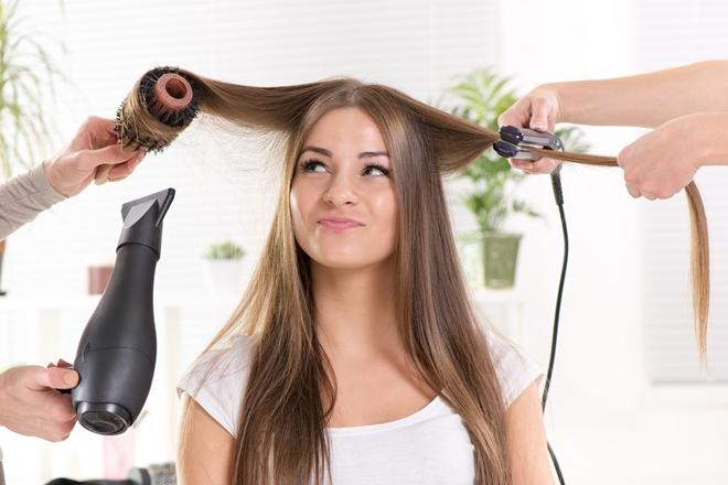 Fönlü Saç Modelleri 4