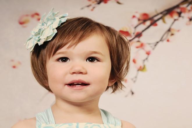 Çocuk Saç Modelleri Düğün İçin